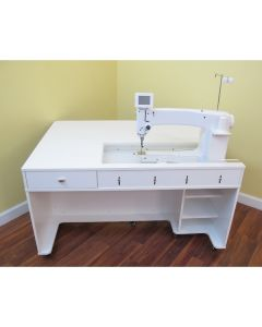 Arrow Quilty 1311 Long Arm Sit Down Quilting Machine Cabinet