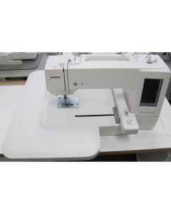 Janome Extra Wide Embroidery Hoop Table for 400e 500e