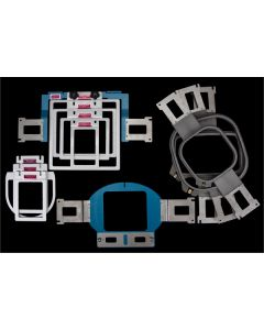 Durkee Embroidery Hoops Starter Kit for Brother Persona Baby Lock Alliance Embroidery Machines