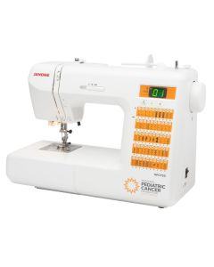 Janome National Pediatric Cancer Foundation NPCF50 Sewing Machine