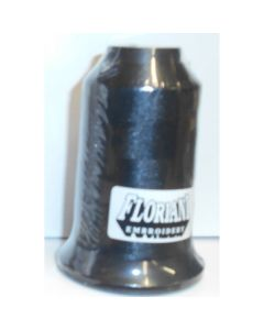 Floriani PF0900 Embroidery Thread Black 1000m
