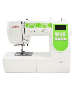 Janome 6050 Sewing Machine - Customer Return