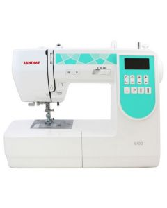 Janome 6100 Computerized Sewing Machine Refurbished