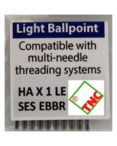 Triumph Commercial Embroidery Machine Needles EBBR Ballpoint for Brother PR