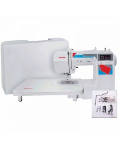 Janome Mod 100 Computerized Sewing Machine Refurbished