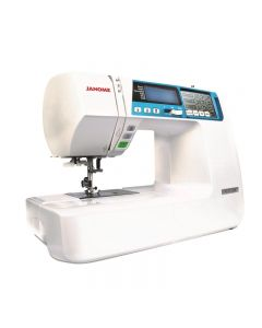 Janome 4120QDC Quilter Decor Computer Sewing Machine Refurbished