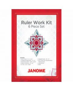 Janome Ruler Foot Set for High Shank Horizon Quilt Maker Memory Craft 15000