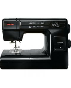 Janome HD-3000 Sewing Machine Limited Edition - Customer Return