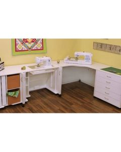 Arrow Mod Squad 4 Piece Sewing Cabinet Set