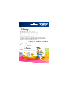 Disney Pixar Toy Story Home-Deco Pattern Collection #1