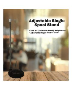 Adjustable Single Spool Thread Stand