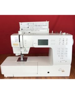 Baby Lock Quest Plus Sewing and Quilting Machine Pre-owned