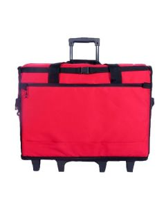 Bluefig Sewing Embroidery Machine Trolley in Red TB23