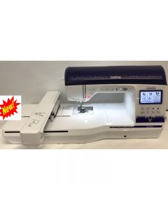 Brother BP3500D Sewing and Embroidery Machine with Bonus