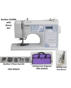 Brother CE4400 Sewing Machine