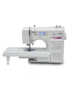 Brother CE8100 120-Stitch Computerized Home Decor Sewing and Quilting Machine