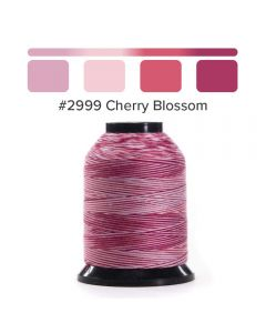 Grace Finesse Variegated Quilting Thread Cherry Blossom #2999