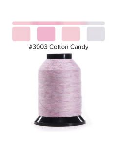 Grace Finesse Variegated Quilting Thread Cotton Candy #3003