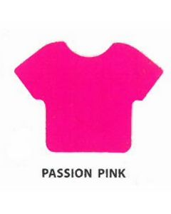 Siser EasyWeed Stretch Heat Transfer Vinyl Passion Pink