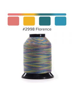 Grace Finesse Variegated Quilting Thread Florance #2998