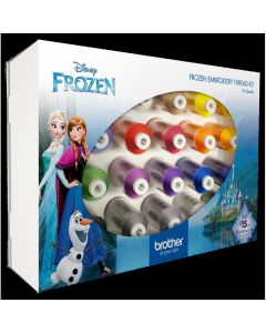 Brother Disney Frozen Embroidery Thread Set