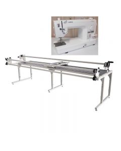 Brother PQ1500SL and Grace Continuum King Size Frame