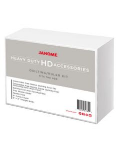 Janome HD9 Quilting & Ruler Kit