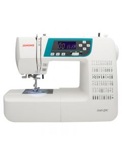Janome 3160QDC-B Quilters Decor Computer Sewing Machine