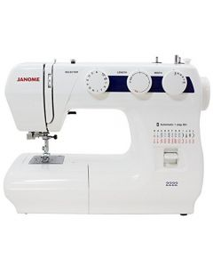 Janome 2222 Sewing Machine - customer return