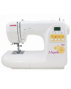 Janome 7360 Magnolia Sewing Machine with Bonus Kit
