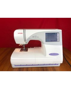 Janome Memory Craft 9700 Sewing and Embroidery Machine Preowned