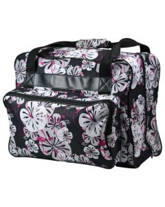 Janome Sewing Machine Tote in Black
