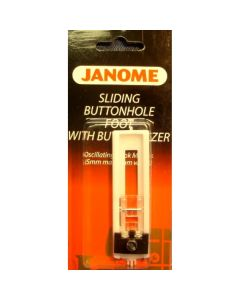 Janome Sliding Buttonhole Foot for Front Loading Models