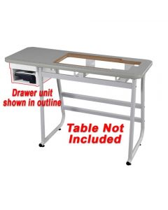 Janome Universal Sewing Table Drawer Unit