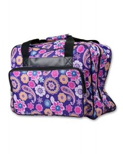 Janome Sewing Machine Tote in Purple