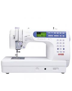 Janome Memory Craft 6500 Sewing Quilting Machine -Refurbished