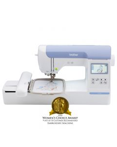 Brother PE800 Embroidery Only Machine + BES Lettering Software