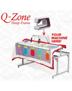Grace Q-Zone Hoop Quilting Frame