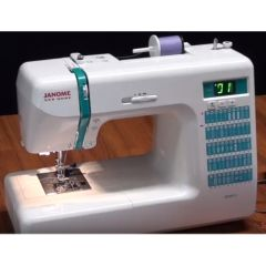 Janome DC2013 Computerized Sewing Machine Recent Trade