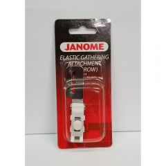 Janome Coverpro 900cpx 1000cpx Elastic Gathering Foot - Narrow