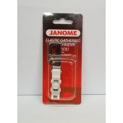 Janome Coverpro 900cpx 1000cpx Elastic Gathering Foot - Wide