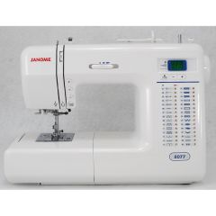 Janome 8077 Sewing Machine - Refurbished