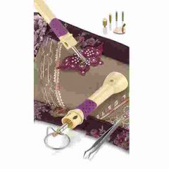 Jenny Haskins Magic Rhinestone Setter and Mini Iron Set