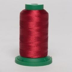 Exquisite Jockey Red Embroidery Thread 213 - 1000m