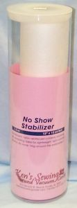 Ken's Sewing No Show Mesh Embroidery Stabilizer