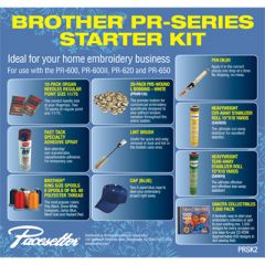 Brother PRSK2 PR600/PR1000 Series Starter Kit