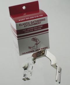 Janome Elastic Gathering Attachment