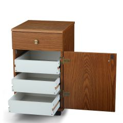 Arrow 98800 Suzi Storage Cabinet in Oak