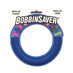 Bobbin Saver Bobbin Storage Ring in Blue