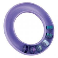 Bobbin Saver Bobbin Storage Ring in Lavender
